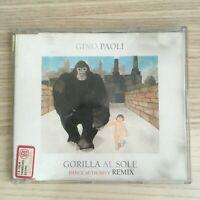 Gino Paoli - Gorilla al Sole - CD Single - 1994 Wea Germany