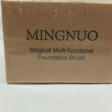 """Mingnuo Magical Multi Functional Foundation Brush 2.5"""" Long Very Soft"""
