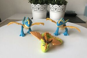 How to Train Your Dragon McDonalds Happy Meal toy 2014 promotional Loose Lot