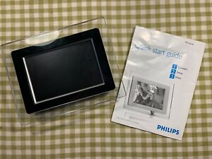 Philips Electronic Photo Frame - Model 7FF1