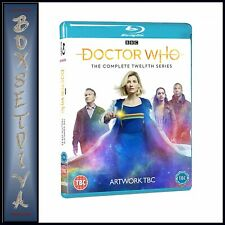 DOCTOR WHO COMPLETE SERIES 12  *BRAND NEW BLU-RAY REG B