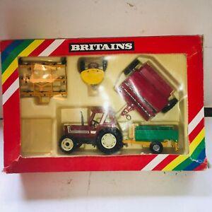 Britains tractors gift set fiat