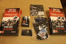 Dying Light 2 BOXES + PENDRIVE 8GB + CARDS +  GLOVES + FUNNEL NECK