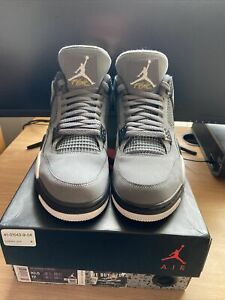 Size 10.5 - Jordan 4 Retro Cool Grey 2019