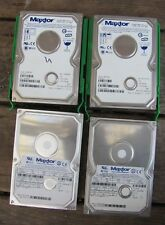 LOT OF 4 Maxtor HDD Hard Drive Disk. 100% Tested