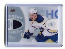 2014-15 Fresh Threads FT-SR Sam Reinhart Sabres Jersey jh17