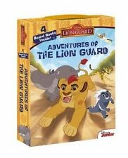New And Sealed The Lion Guard Adventures of the Lion Guard Board Book Box Set