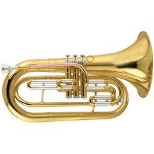 Bassflügelhorn, Baßtrompete, Edelstahl Ventile, Marsch Bariton