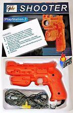 New PS2 GunCon 2 Light Gun Controller (Sony PlayStation 2)