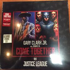 "Gary Clark Jr. & Junkie XL ""Come Together"" Justice League RSD Black Friday 2017"