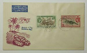 1953 FDC Belize British Honduras First Day of Issue