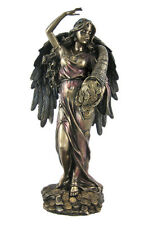 Lady Fortuna Goddess of Luck, Fate, and Fortune Statue Sculpture Figure