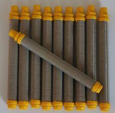 Filter Pistolenfilter airless gelb #100 mesh 10 St. NEU für Wagner Pistolen