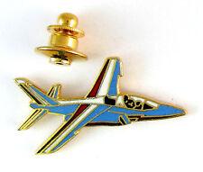Pin's pin badge ♦ AVION ALPHAJET MILITAIRE EMAIL PATROUILLE DE FRANCE
