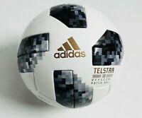 ADIDAS TELSTAR 18 RUSSIA WORLD CUP 2018 SOCCER MATCH BALL Size 5 - Fast Shipping