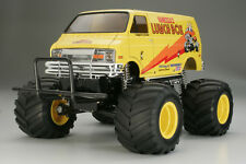 Tamiya 58347 1/12 RC Truck Kit Lunch Box Wheelie CW01 Monster Mini Van w/ESC