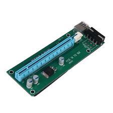 PCI-E Express Powered Riser-karte W/USB 3.0 Extender 1x zu 16x Monero Adapter