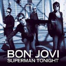 "BON JOVI ""SUPERMAN TONIGHT"" CD SINGLE 4 TRACKS NEW"