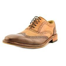Scarpe classiche da uomo stringhe indi marrone