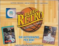 2012-13 Fleer Retro Basketball Complete Your Set Pick 25 Cards From List