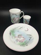 More details for elizabethan mrs rabbit hand decorated fine bone china