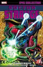 Doctor Strange Epic Collection: A Separate Reality by  Thomas, Roy|Englehart,…