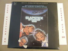 SEALED SLAPSTICK OF ANOTHER KIND SOUNDTRACK LP KURT VONNEGUT MICHEL LEGRAND