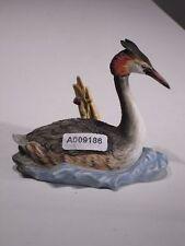 +# A009186 Goebel Archiv Muster Tier Animal Haubentaucher Vogel des Jahres 2001