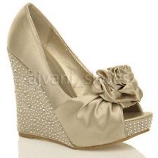 Zapatos de tacón de mujer Peep Toes de tacón alto (más que 7,5 cm) Talla 39
