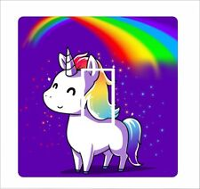 Unicorn 6 - Light Switch Sticker vinyl cover skin decal