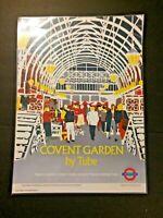 "Dorin Lynskey London Underground 35/"" Poster"