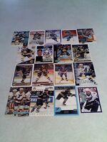 *****Adam Oates*****  Lot of 50 cards.....38 DIFFERENT / Hockey