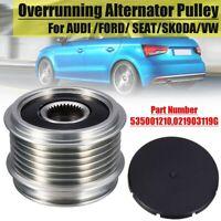 Overrunning Alternator Pulley For AUDI/ HITACHI/ FORD/ SEAT/ SKODA/ VW