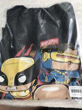 New ListingFunko Pop! Tees Marvel Collector Corps X-Men 20th T-Shirt M Wolverine Professor