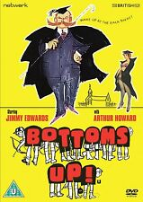 Bottoms Up! - DVD NEW & SEALED - Jimmy Edwards, Arthur Howard