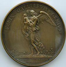Louis XIV Naissance du Dauphin Médaille 1661
