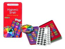 The Purple Cow Magnetic Bingo Travel Game Pur026061