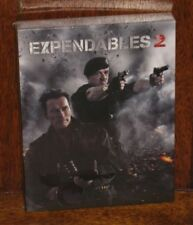 The Expendables 2 FilmArena FAC #60 Full Slip Blu Ray Steelbook New Sealed