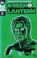 Green Lantern Season Two #1 Sketch Cover by Ted Woods--Kyle Rayner