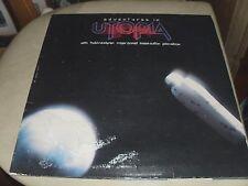 UTOPIA ADVENTURES IN UTOPIA ALBUM 33 RPM GOOD CONDITION