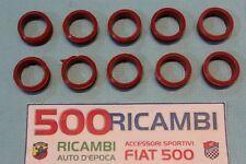 FIAT 500 R/126 GOMMINI SILICONE SERIE GUARNIZIONI CANNETTE MOTORE ASTE VALVOLE