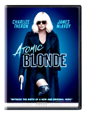 Atomic Blonde (DVD  2017) NEW* Action, Thriller* PRE-ORDER SHIPS ON  11/14/17
