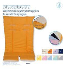 Materassino da Passeggino Willy & Co Morbidoso art 843-Giallo
