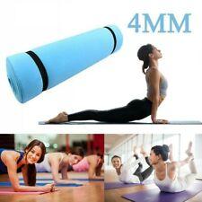 4MM Yoga Mat with Position Line Non Slip Carpet Mat Fitness Mat 173 * 61* 0.4cm