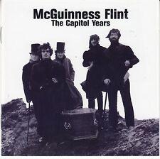 McGuinness Flint - The Capitol Years, CD Neu