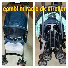 Emerald Green Combi Miracle DX Pram for sale