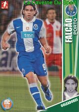 113 RADAMEL FALCAO COLOMBIA FC.PORTO CHELSEA.FC CARD MEGACRAQUES 2010 PANINI