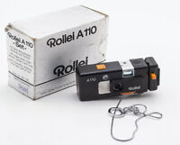 Rollei A 110 A110 A-110 Miniaturkamera Kamera Camera Pocketkamera