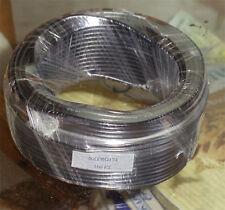 RF Coaxial RG174 / 100 feet Quality cable 50 ohm VHF UHF CB Radio Free shippng