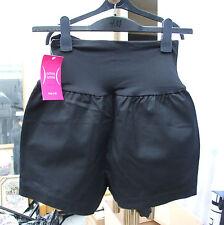 Yummie Tummie BNWT S Fabulous Slimming Shape-Wear Control Waist Black Shorts NEW